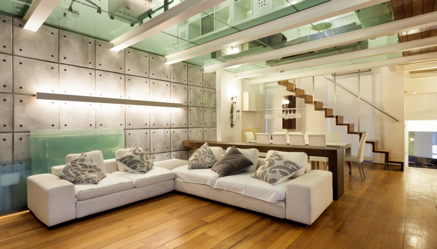 meble metalowe w mieszkaniu softercompl